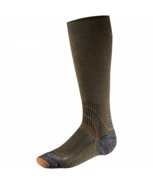 Harkila WELLINGTON NEOPRENE SOCK in Dark Green