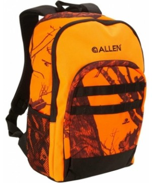 Backpack Allen Mossy Oak Orange Camo