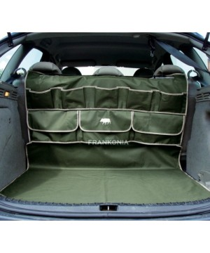 Car trunk lining mat
