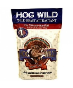 Wild hog attractant