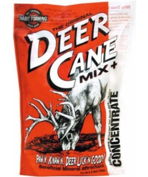 Attractant for deers DEER CANE