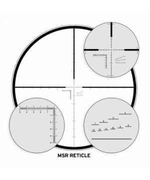 Rifle scope Steiner M5Xi 5-25x56 MSR-2