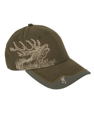Baseball cap Browning Deerscene Brown