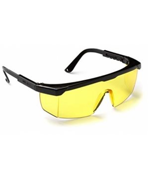 Shooting glasses COMBAT ZONE SGC (yellow)