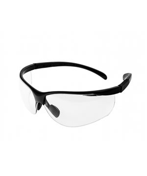 Shooting glasses COMBAT ZONE SG1 (white)