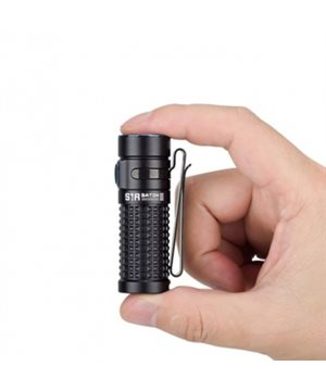 Flashlight Olight S1R Baton II rechargeable