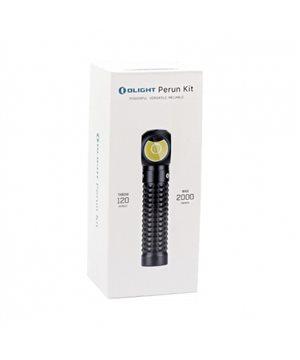 Headlamp Olight Perun Kit