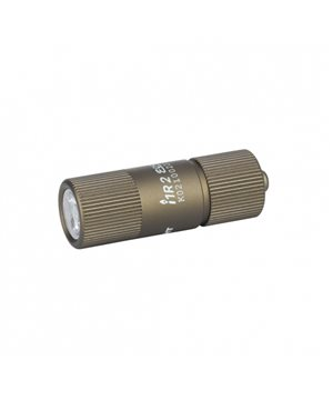 Flashlight Olight I1R 2 EOS with microUSB cable (Desert Tan)