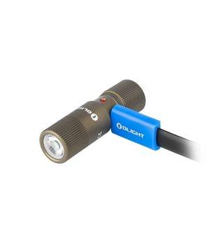 Flashlight Olight I1R 2 EOS with microUSB cable (Desert Tan)