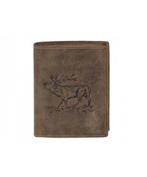Wallet GREENBURRY 1701-Stag-25