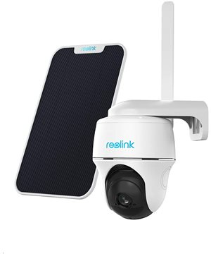 Reolink Go PT – 4G LTE Pan-Tilt Wire-Free Security Camera With Solar Panel