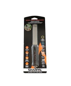 Dual-Grit Diamond Sharpener - SHARPAL