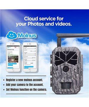 BolyMedia BG636 4G Trail camera with GPS