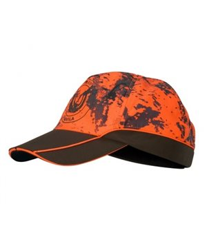 Harkila Wildboar Pro Light cap (AXIS MSP® Orange Blaze/Shadow brown)