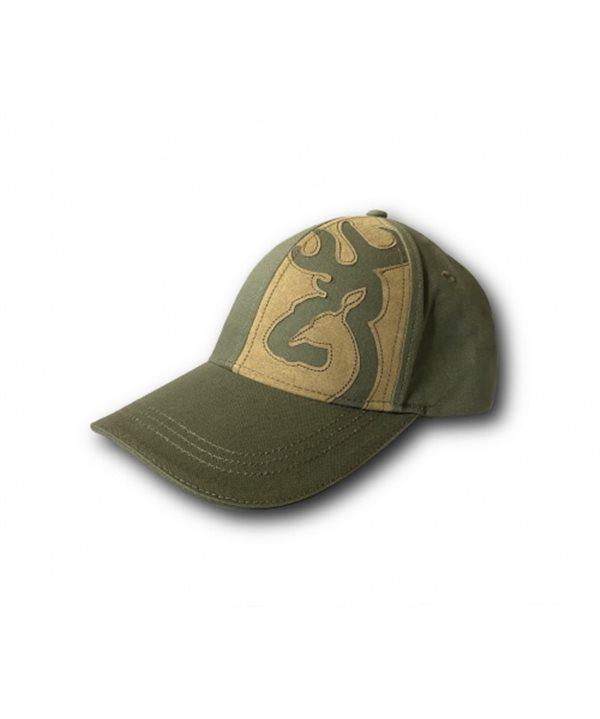 Browning BUCKSHOT cap Brown/Green 308122681