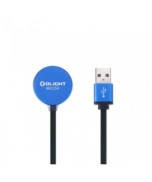 Olight MCC5V USB Magnetic Charging Cable for Javelot Pro