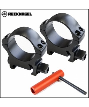 Scope Rings Recknagel 30mm 57030-0951