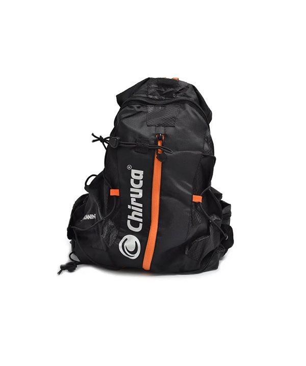 Backpack Mochila 11 Litres Black-Orange - Chiruca