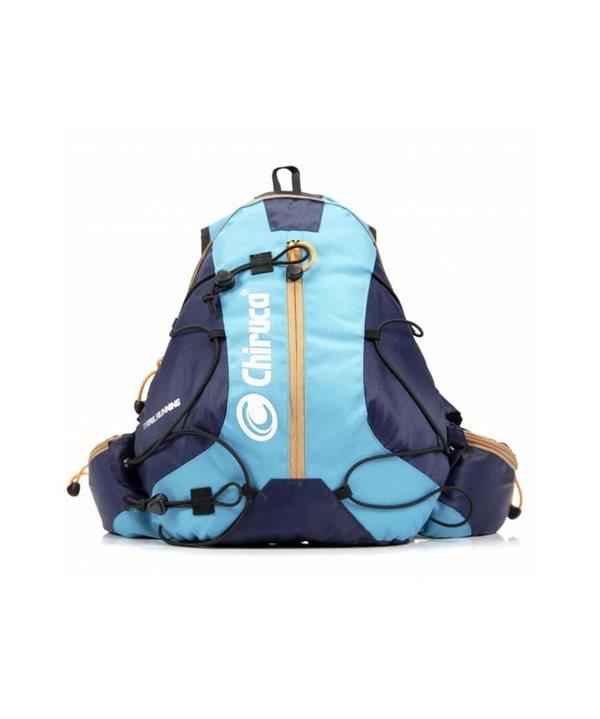 Backpack Mochila 11 Litres Blue Yellow - Chiruca
